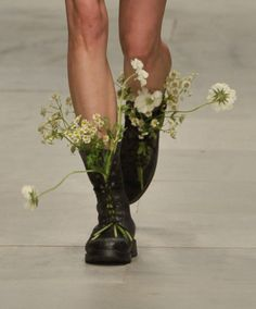 Catwalk Daisies   right up my alley....