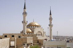 Mosque in Madaba, Jordan