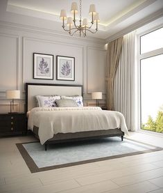 Master Bedroom Design Idea Picture Luxury 57 New Trend and Modern Bedroom Design Ideas for 2020 Part Home Decor Bedroom, Bedroom Furniture Sets, Modern Bedroom Furniture, Bedroom Decor, Luxury Bedroom Master, Classic Bedroom, Modern Bedroom, Luxurious Bedrooms, Bedroom Wall