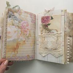 super Ideas for travel journal printables mixed media Junk Journal, Journal Paper, Scrapbook Journal, Bullet Journal, Cool Journals, Fabric Journals, Art Journals, Handmade Journals, Handmade Books
