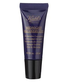 Kiehl's Midnight Recovery Eye | Brighten, de-puff, and reduce the appearance of wrinkles in the delicate, trouble-prone skin under your eyes.