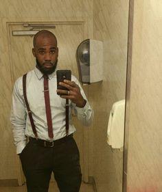 Burgundy straps and tie Shoulder Straps, Burgundy, Tie, Fashion, Moda, Suspenders, Fashion Styles, Cravat Tie, Ties