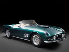 1961 Ferrari 250GT Spyder California SWB