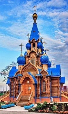 Храм в честь Рождества Пресвятой Богородицы Самарская область поселок Петра Дубрава