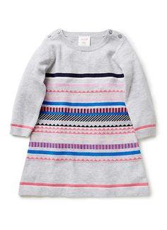Seed Heritage - Baby Girls Dresses - #Robe #bébé