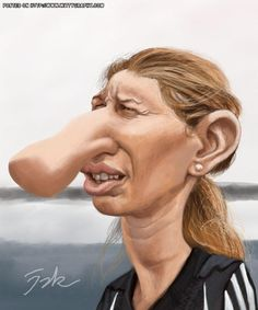 Steffi Graf by Jak-Lemonnier