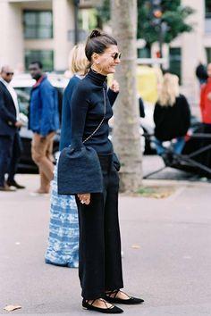 Vanessa Jackman: Paris Fashion Week SS 2016....Giovanna