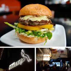 Our STREET Burger