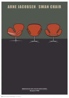 Kim Lynnerup Arne Jacobsen - Swan Chair