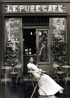 Rodney Smith,le pure cafe