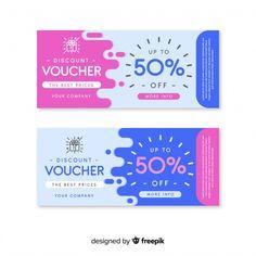 Ticket Design, Label Design, Tool Design, App Design, Food Vouchers, Gift Vouchers, Coupon Design, Gift Voucher Design, Day Use
