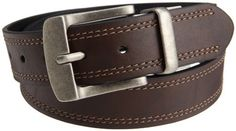 Levi's Mens 38mm Cut Edge Reversible, Brown/Black, Medium Levi's. $19.50. English tip. Levi's batwing logo on screw on twist reversible buckle. Wash by hand with damp cloth. 100% leather