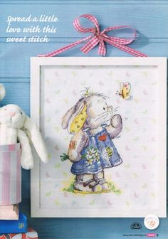 Gallery.ru / Фото #5 - Cross Stitch Crazy 162 апрель 2012 - tymannost