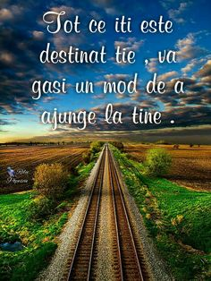 Motto, Railroad Tracks, Cool Words, Chemistry, Philosophy, Mindfulness, Quotes, Life, Facebook