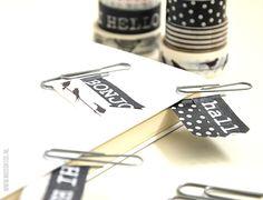 DIY is niet moeilijk! Kijk maar! - Moodkids | Moodkids Marie Claire, Diys, Cufflinks, Accessories, Bricolage, Do It Yourself, Wedding Cufflinks, Homemade, Diy