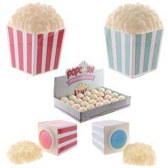 LIP42 - Espositore di Lucidalabbra - Pop Corn | Puckator IT  #partybag #kid #idee #compleanno #bambini|
