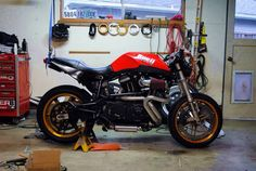 Buell Motorcycle Forum: Mods never end......