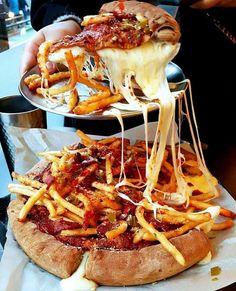 [Found] Mozzarella Pizza and Fries http://ift.tt/2htquKT