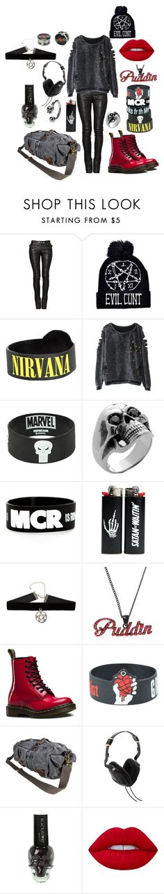 """Their A Rebel"" by causingpanicatthetheater on Polyvore featuring Balmain, Manuel Bozzi, VIPARO, Molami and Lime Crime"