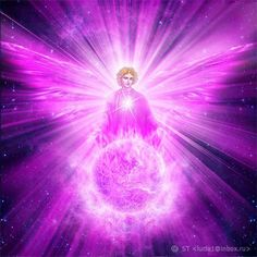 The violet flame, a prayer for working with the violet flame and your twin flame