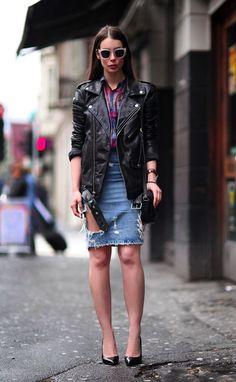 Denim Skirts (2)