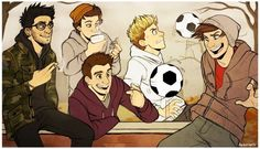 This One Direction drawing is so good..