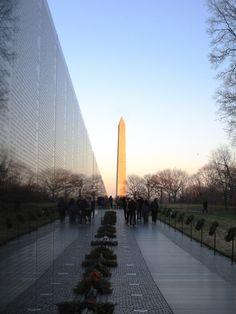 Vietnam Wall, Washington DC