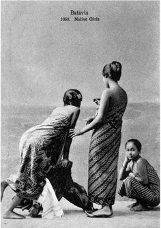 Batavia native girls