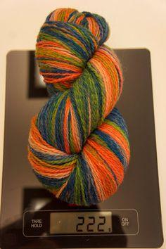 Natural Wool Yarn by nunoart on Etsy, $16.00