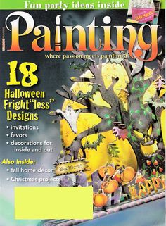 Painting - 2006 October - Eliane Bica - Picasa Web Albums...PAINTING MAGAZINE!!