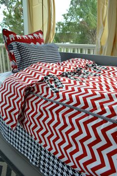 Alabama Bedding