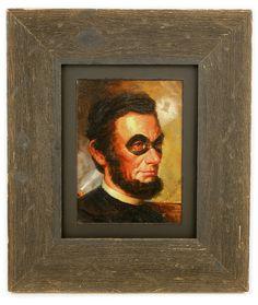 Abraham Super Lincoln by Adam Rex