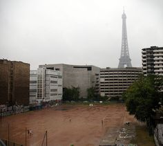 softer than clay twothousanddollarpurse: they don't take a lot of pictures of the eiffel tower from this angle so i thought i'd share one. Vertical Farming, Gloomy Day, The Great Escape, Parks And Recreation, Abandoned Buildings, Brutalist, Tour Eiffel, Go Outside, City Life