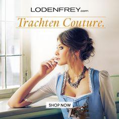 Es ist Anfang September und somit höchste Zeit sich mit der Wiesn-Vorbereitung zu beschäftigen! Angesagte Couture Dirndl gibt es aktuell bei @lodenfrey ! #trachten #dirndl #oktoberfest #wiesn