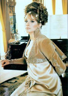 Cecil Beaton Costumes Barbra Streisand Mélinda (On a