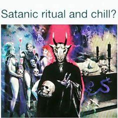 Ave Satanas - Hail Satan — Ha!