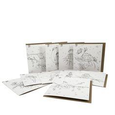 """ 10 cartes à peindre   Les cartes à peindre sont idéales pour une activité sans préparation. Des crayons de bois, de cire ou des pastels, de la peinture à l'eau ou acrylique, vous prenez simplement ce que vous avez à la maison et vous réalisez les plus belles cartes à offrir tout au long de l'année ! Vous manquez d'inspiration ? plusieurs de ces dessins sont en couleurs dans la catégorie """"Cartes de souhaits"""" sur notre site Internet : lapetitemaison.ca Winter Scenes, Crayons, Site Internet, Drawings, Pastels, Cards, Painting, Inspiration, Painted Tables"""