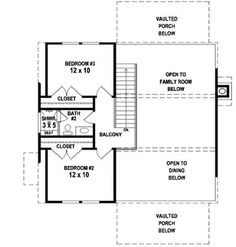 Built Green   Home Plan View