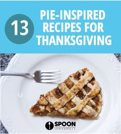 Spice up your Thanksgiving meal – and seriously impress your relatives – by making one of these pie-inspired recipes instead.