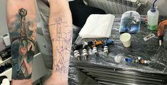 Patriotic Poland Sword Tattoo, Poland, Tattoos, Tatuajes, Tattoo, Tattos, Tattoo Designs