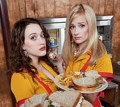 Two Broke Girls; love love this show!