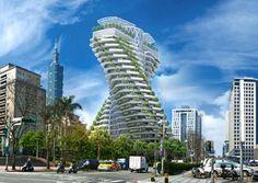 Proyecto de edificio sostenible