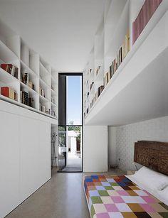 Ebro Delta House, South of Catalonia, Spain by Carlos Ferrater & Studio OAB