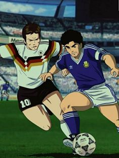 Captain Tsubasa, Pep Guardiola, Football Wallpaper, Vintage Football, Fifa World Cup, Finals, Jack Daniels, Game, Football Drawings