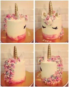 #unicorn #cake #wondercake Gâteau licorne en force ! #cake #art #cakeart