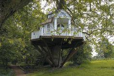 coolest treehouses I have ever