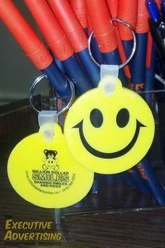 The Executive Advertising - Promotional Products BLOG: Promotional Handouts Puts A Smile On Everyone's Face