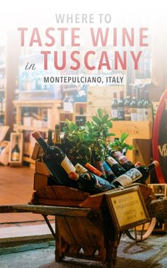 Wine tasting in Tuscany, Italy is just about everywhere -- here's one fun and high-tech way to DIY it.