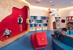 SARIT SHANI HAY for JERUSALEM'S DAVID CITADEL HOTEL // playroom for children