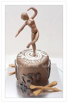 "Tarta ""escultura"""